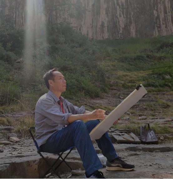 杨晓龙先生美术作品