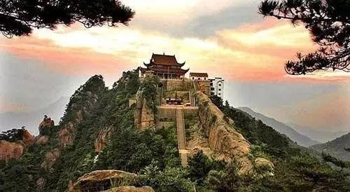 中国四大佛教圣地之九华山