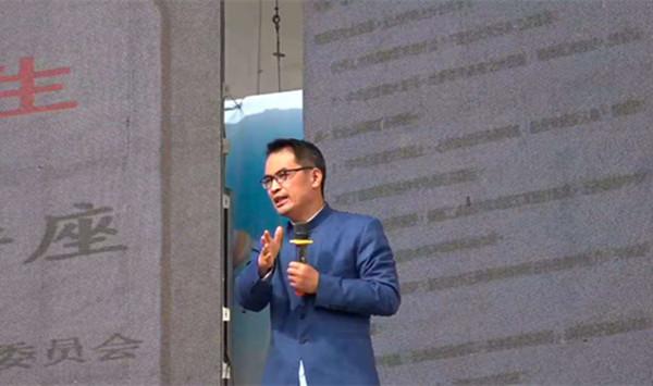 《学党史 知党恩 跟党走 优秀中华传统文化进校园报告会》在原平一中举行
